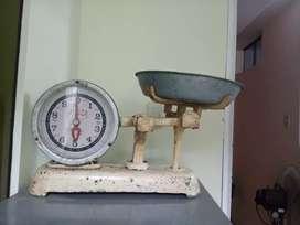 Balanza mecanica