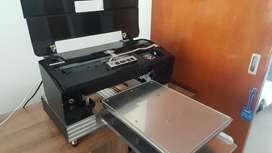 Impresora Dtg Textil