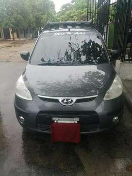Vendo carro Hyundai i10 como nuevo