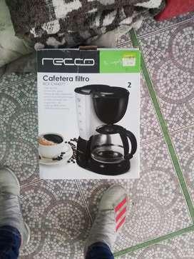 Cafetera Recco