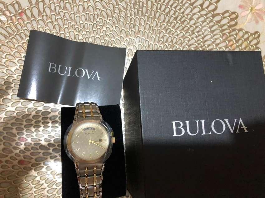Reloj bulova original 0