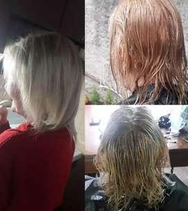 Colorista --peluquera de niños