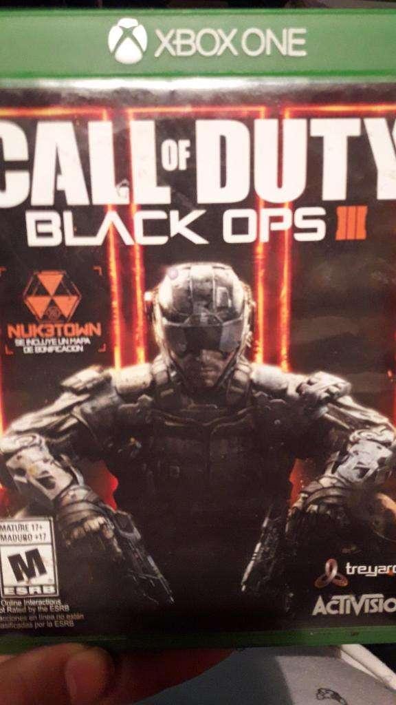 Juego de Xbox One 0