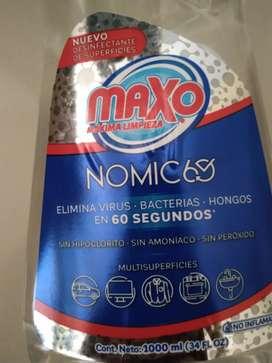 MAXO nomic