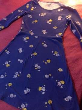 Lindo vestido floreado OLD NAVY original