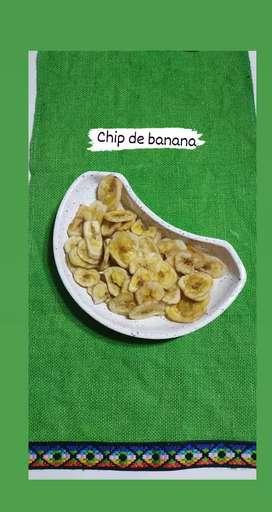Chip de banana