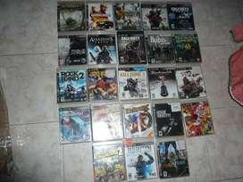 Juegos Xbox 360 y PS3 Originales, Gran Variedad