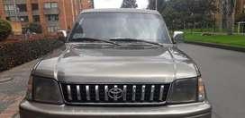 Toyota Prado Blindada 2003