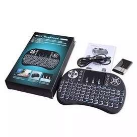Mini teclado touchpad