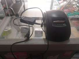 Impresora tiqueteadora a laser