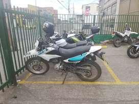 Se vende hermosa moto honda 150