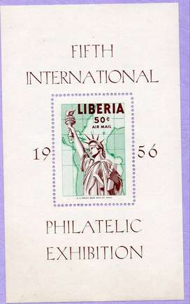 BLOQUE N° 9 DE LIBERIA