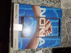 Nokia 3.1 Plus Azul económico