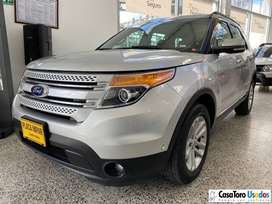 Ford Explorer Limited At 3500CC 2014