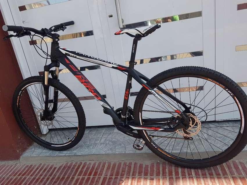 Bicicleta Fire-bird 27,5 21 Velocidades 0
