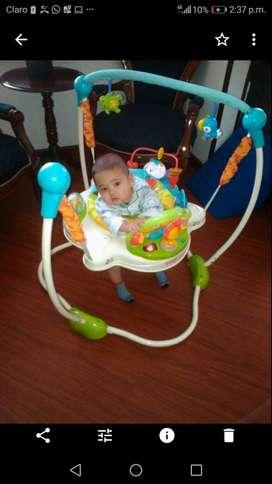 Jumping saltarin  para bebe