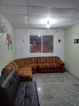 Salinas Alquilo casa en ciudadela privada
