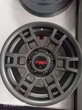 Rines Toyota en diferentes medidas