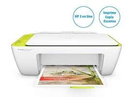 Impresora HP DESKJET 2135 Multifuncional