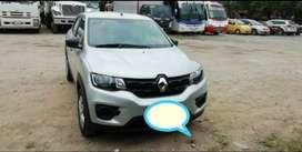 Renault Kwid Zen Modelo 2020 color Gris