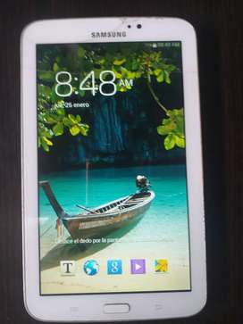 Tablet galaxy Tab 3 color blanco