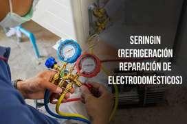 Servísio de ingeniería( reparaciones)