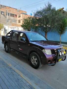 Venta de camioneta Nissan Navara