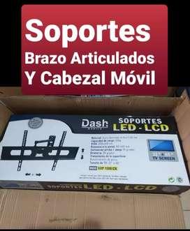 Soportes Led/ LCD Con Brazo Articulado