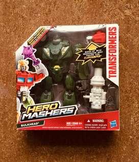 Transformers Hero Mashers bulkhead