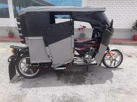 MOTOTAXI WANXIN COLOR NEGRO AÑO 2020 MOTOR 150