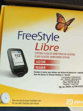 Freestyle glucómetro sensor y parche nuevos