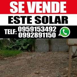 Se vende solar