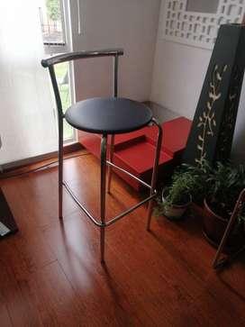 sillas para bar o sala