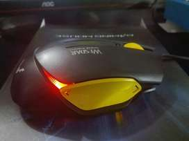 Mouse Gamer Wesdar Gm1