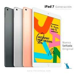 iPad 7 generación  nueva