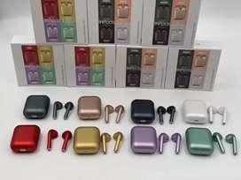 Audifonos touch de colores
