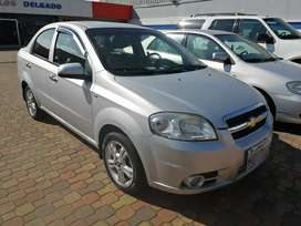 Chevrolet Aveo Emotion Advance 2014