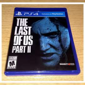 The Last of Us 2 PS4 en impecable estado