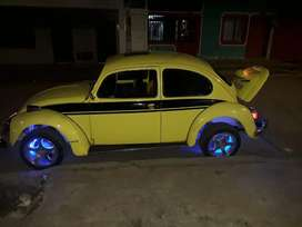 Carro escarabajo