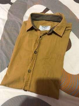 Camisa Pull & Bear 100% Original Talla S