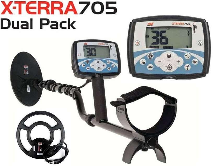 Detector de Metales XTerra705 0