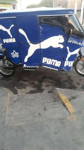 Vendo moto por motivo de viaje
