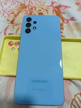 Samsung Galaxy A32 Dual Sim 128 Gb Awesome Blue 4 Gb Ram  (Usado 1 Mes)