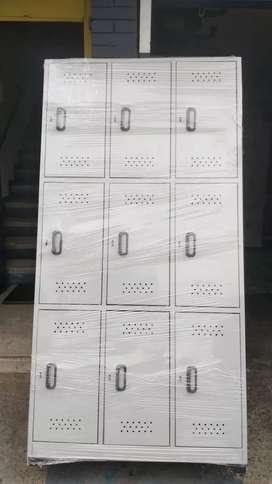 Locker de 9 casillas nuevo