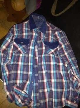 Camisa Brahma talla L