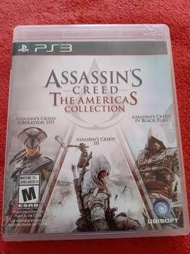 Venta de Assassins creed the americans collection para ps3