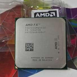 Procesador AMD FX 6100 + 4 Ram