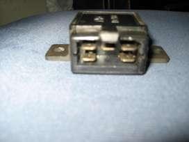 modulo de encendido honda accord 79/82 original neg
