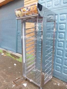 escabiladero de lujo puerta hermetica