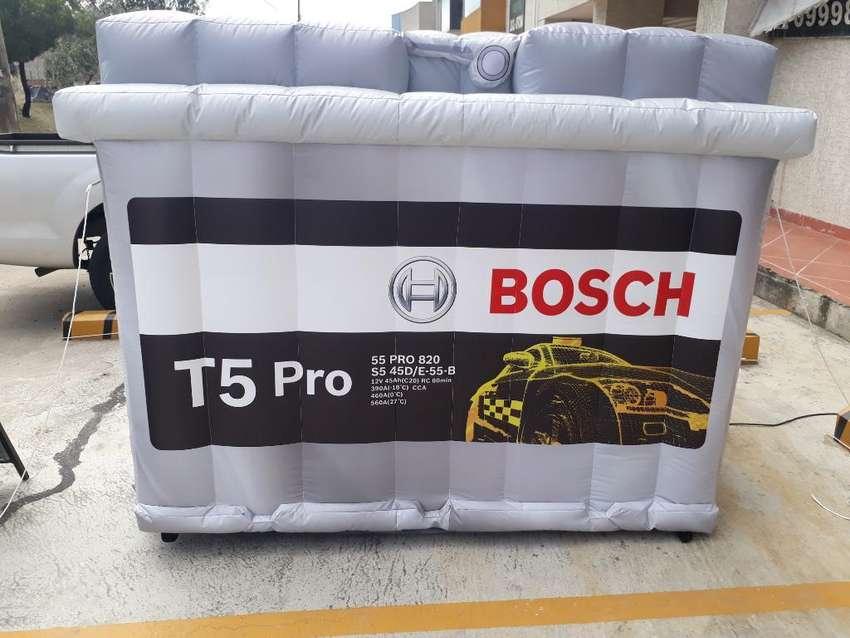 Baterías Bosch a Domicilio. 30% de descuento.